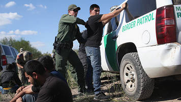 illegal immigration spiking ahead of us election as smugglers promise amnesty from hillary