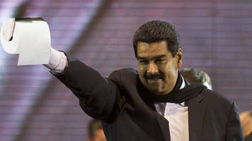 We Are Battling Satan - Venezuela's Desperate Opposition Tries To Sue Maduro For Creating A Dictatorship
