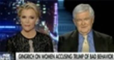 Watch Megyn Kelly Tell Newt Gingrich Where He Can Take His 'Anger Issues'