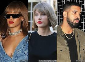 Rihanna Sends Taylor Swift a Warning After Pop Diva Spent Her Night Partying With Drake