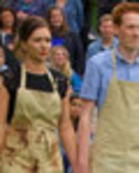 Candice Brown wins The Great British Bake Off 2016