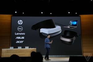 Microsoft announces new VR headsets for Windows 10, starting at $299