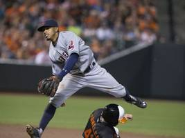 Francisco Lindor is 'Taco Hero' of World Series Game One