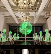 how a chinese designer, zheng jianwei, explained green lighting to a live international audience