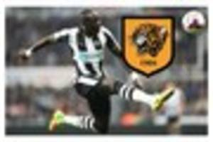 newcastle united's mo diame - why i want to face hull city in efl...