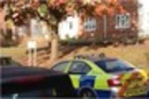 Armed police called to Beacon Heath last night