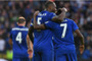 okazaki and fuchs are leicester city unsung heroes, says captain...
