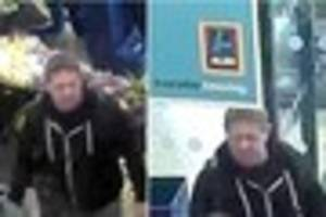 Man goes shopping at Aldi in Plymouth, gets punched in the head...