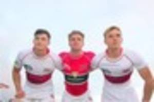 plymouth albion unveil new zoo sport kit in £7,000 deal