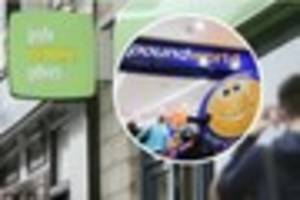 Jobcentre Plus strives to help more people find a new job in...