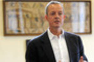 Nick Boles MP faces a SECOND battle with cancer