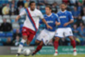 ex crystal palace and portsmouth winger nets first bridges goal...