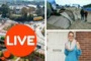 LIVE: Breaking news and traffic updates from across Somerset for...