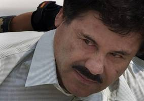 wife of drug lord 'el chapo' guzman fears he is 'losing his mind' in mexican jail