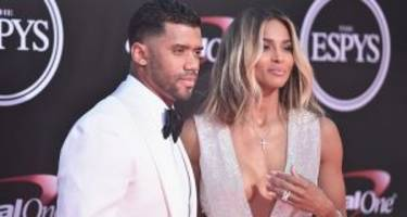 double celebration: singer ciara announces pregnancy with russell wilson on 31st birthday!