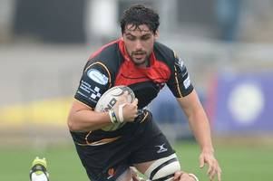 uncapped dragons lock cory hill called into wales squad as rob howley sends four back to the regions