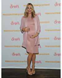 dreft and actress molly sims celebrate launch of dreft's america's messiest baby contest