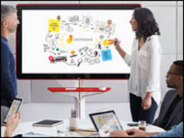 Google's Jamboard Aids Enterprise Brainstorming Sessions