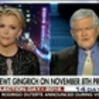 Gingrich: Fox host Megyn Kelly has 'fascination with sex'