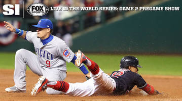 Live @ The World Series: Game 2 SI/Fox Sports pregame show from Cleveland
