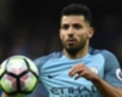 rumours: chelsea, arsenal and tottenham monitoring aguero situation