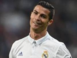 Cristiano Ronaldo uses 'haters' as motivation as Real Madrid star say he is his 'biggest inspiration'