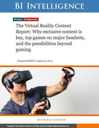 microsoft has plunged into the vr market (msft)