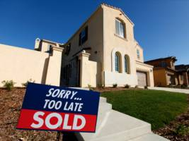 pending home sales jump by more than expected