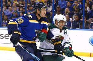 St. Louis Blues Morning Links:  Punch A Red Wing In The Face Day