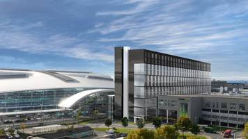 dublin airport: plans under way for new hotel