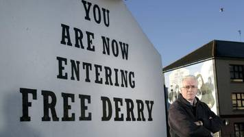 free derry museum: arson 'disrespects' bloody sunday victims