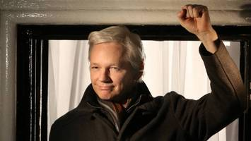 assange predicts trump will lose, accuses clinton campaign of trying to hack wikileaks
