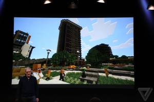 microsoft is bringing minecraft to the apple tv