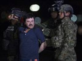el chapo claims he is so badly mistreated in prison that he suffers hallucinations