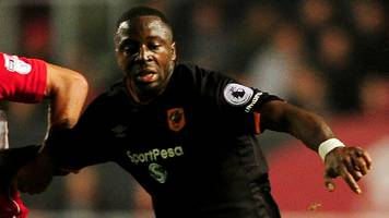 adama diomande: hull city striker charged with violent conduct