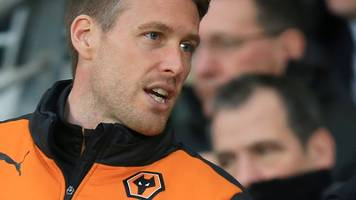 rob edwards: wolves interim head coach excited by 'second debut' at blackburn
