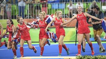 gb women's olympic hockey success inspires beeston