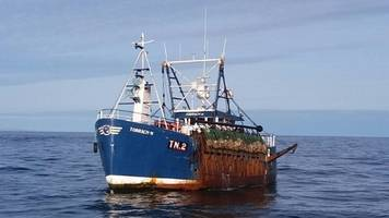 Captain fined £12,000 for unlawful fishing in Manx waters ...