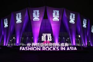 fashion rocks first time in asia