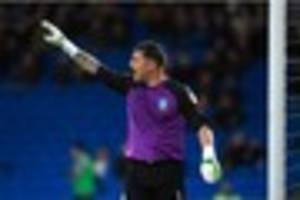 sheffield wednesday keeper in battle to be fit to face derby...