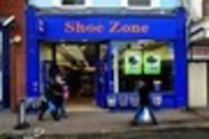brexit fails to knock shoe zone