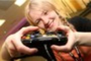 teens who play explicit games are twice as likely to try alcohol...