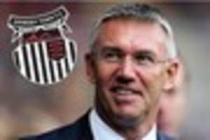 grimsby town new manager: could mariners tempt nigel adkins?
