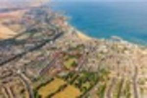 Nearly 15 acres of Margate is up for grabs as former Royal School...