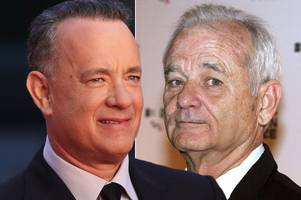 Bill Murray or Tom Hanks? Picture of Hollywood star gets fans all confused as they can't tell difference