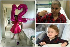 Family of young cancer girl who had life-saving bone marrow transplant offer support to Ava Stark donor campaign