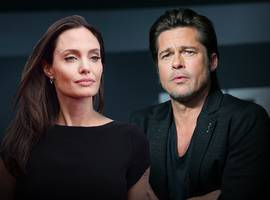 Angelina Jolie starving to death, might be seeking attention after separation from Brad Pitt
