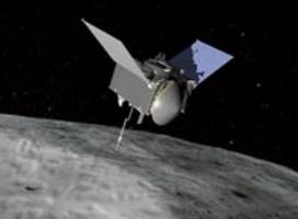 OSIRIS-REx conducts thruster test on route to asteroid Bennu