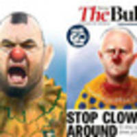 send in the clowns again: sorry malcolm turnbull, it's our fault