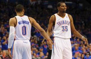 Are Russell Westbrook and Kevin Durant better off without each other?